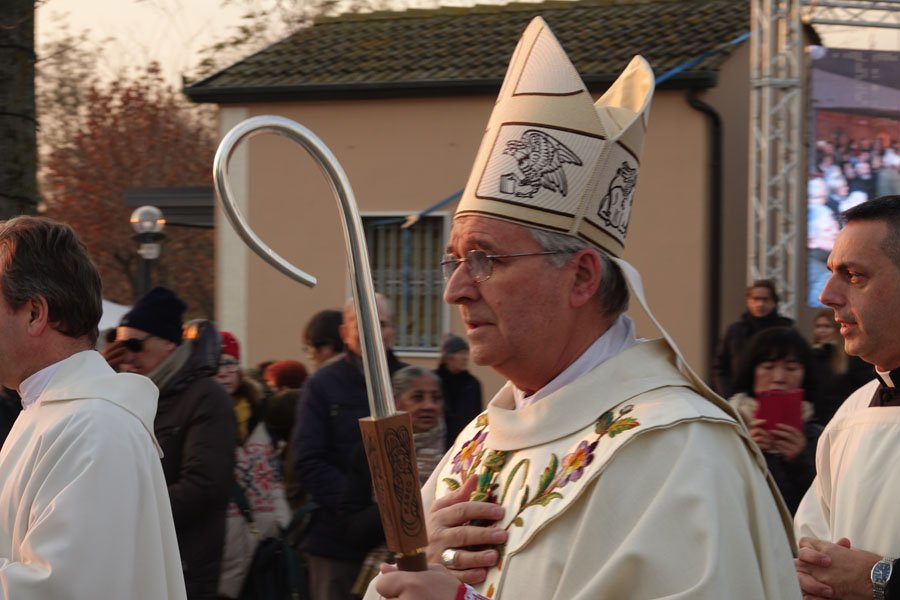 Immagine della Proclamazione Canonica del Santuario Diocesano Rosa Mistica – Madre della Chiesa